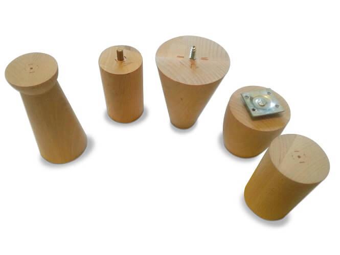 פרופילים דקורטיביים מעץ - משמשות כתחתיות