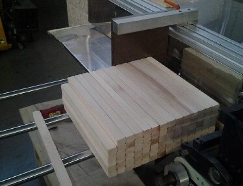 סוגי מכונות לייצור ועיבוד עץ