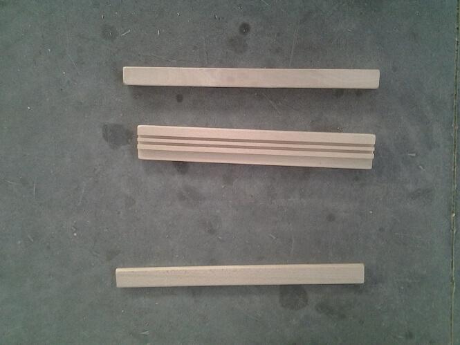פרופילי עץ בוק לייצור רהיטים