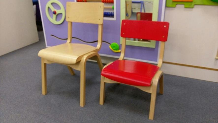 כסאות עץ לילדים וגני ילדים