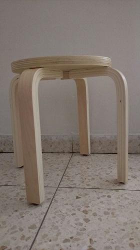 כסא עץ לילדים