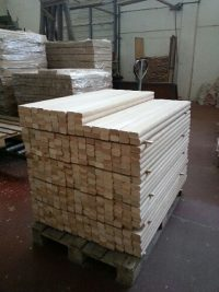 beech wood profiles