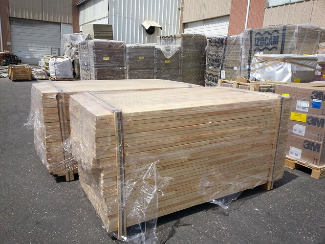 finger joint pine softwood