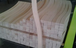 hardwood beech mouldings for industry