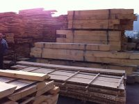 hardwood oak beams