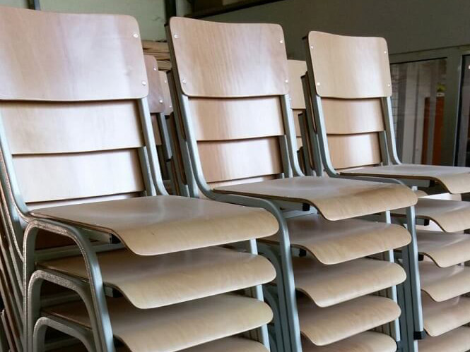 imported kids wooden chairs for schools and kindergartens