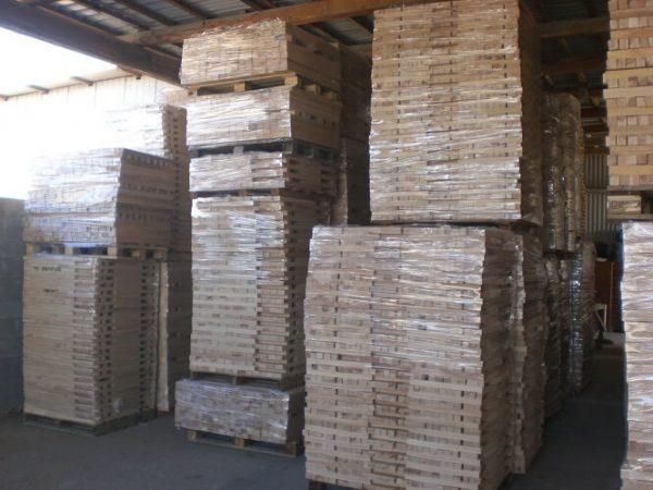 solid beech wood elements