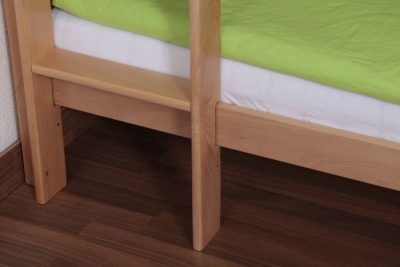 solid wood bunk bed ladder