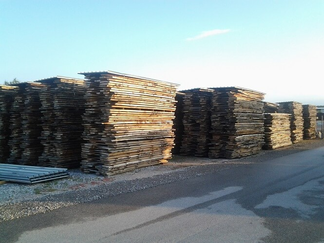 unedged beech hard wood supplier