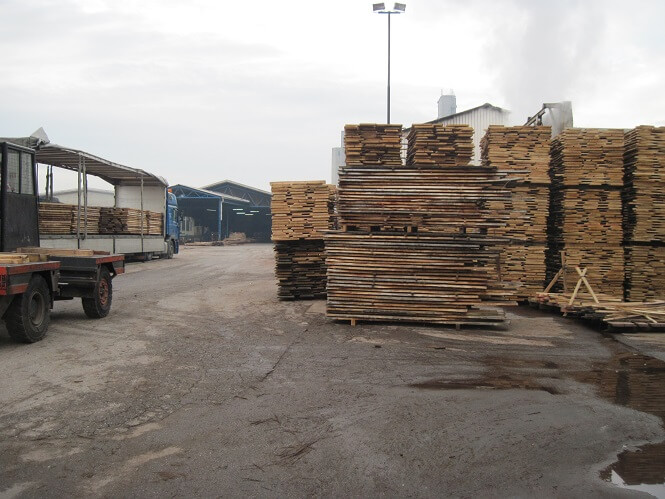 unedged beech lumber import from bosnia