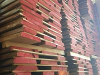 unedged oak lumber 2 inch