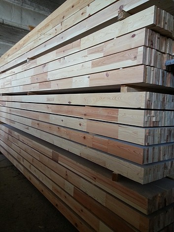white spruce beams import from europe
