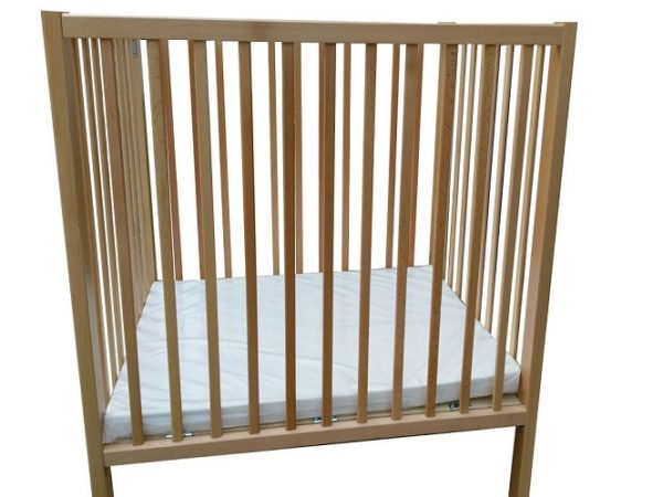 לול מעץ לתינוק 499