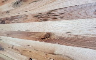 butcher block oak