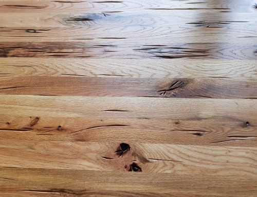 Oak solid wood worktops