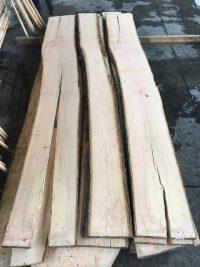 white ash lumber