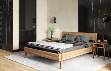 מיטה זוגית קטאניה