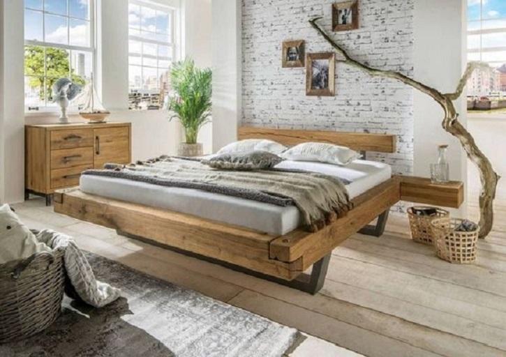 מיטה-מעץ-אלון-דגם-C
